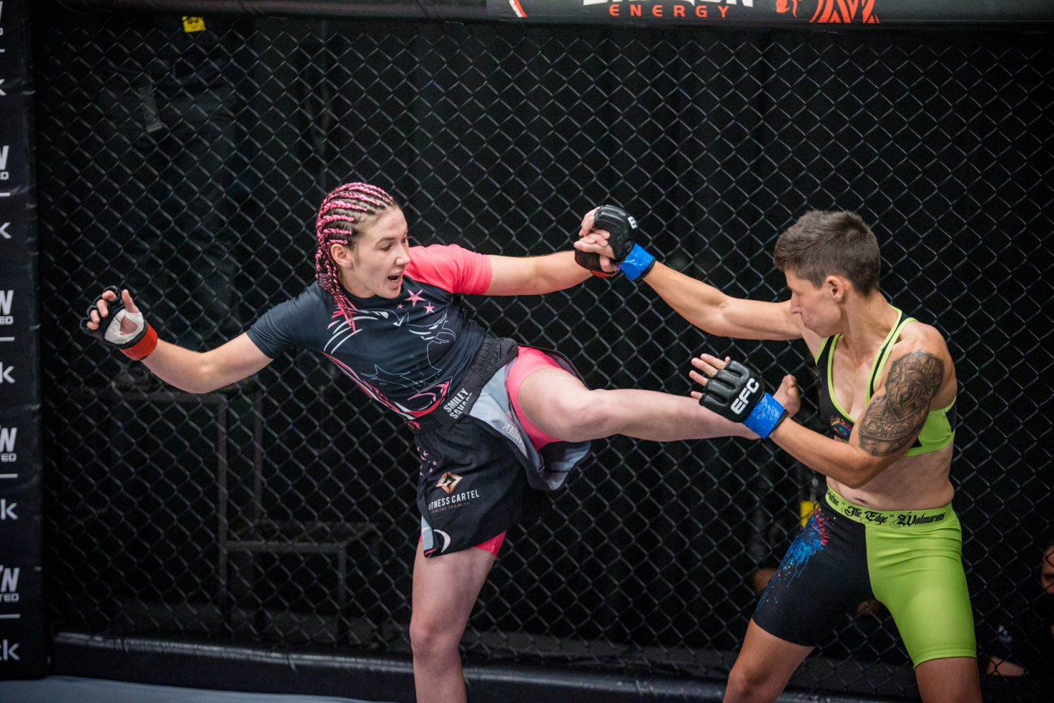 After a 14 month hiatus, Mixed Martial Arts action returned this weekend by way of EFC 85.