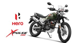 Hero Motorcycles are now available in South Africa and we're excited to present their adventure specific option, the Hero Xpulse 200.
