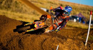 Cameron Durow wins Round 3 of the 2021 MX Nationals in Phakisa