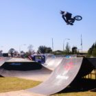 Vincent Leygonie Claims Gold at the inaugural Park Lines BMX Tournament