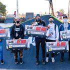 Park Lines BMX Tournament Pro Podium