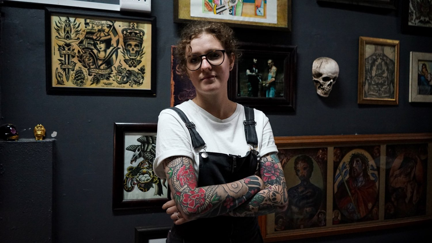 Introducing Shayleigh Roelofse as our featured tattoo artist