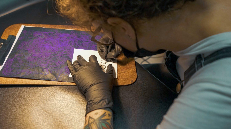 Meet Shayleigh Roelofse as our featured tattoo artist