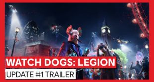 Watch Dogs: Legion Update #1 has arrived with all new content for Online Mode and Season Pass holders.