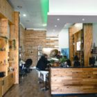 The newly opened The Tattoo Gallery shop in Johannesburg