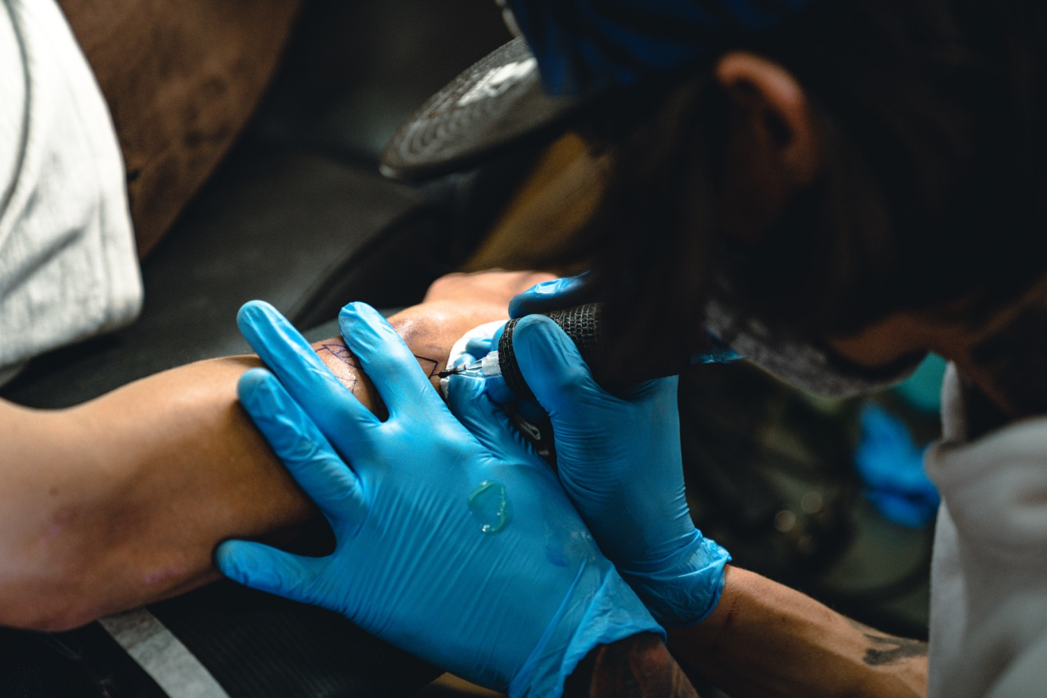 Interview with tattoo artist James Rype