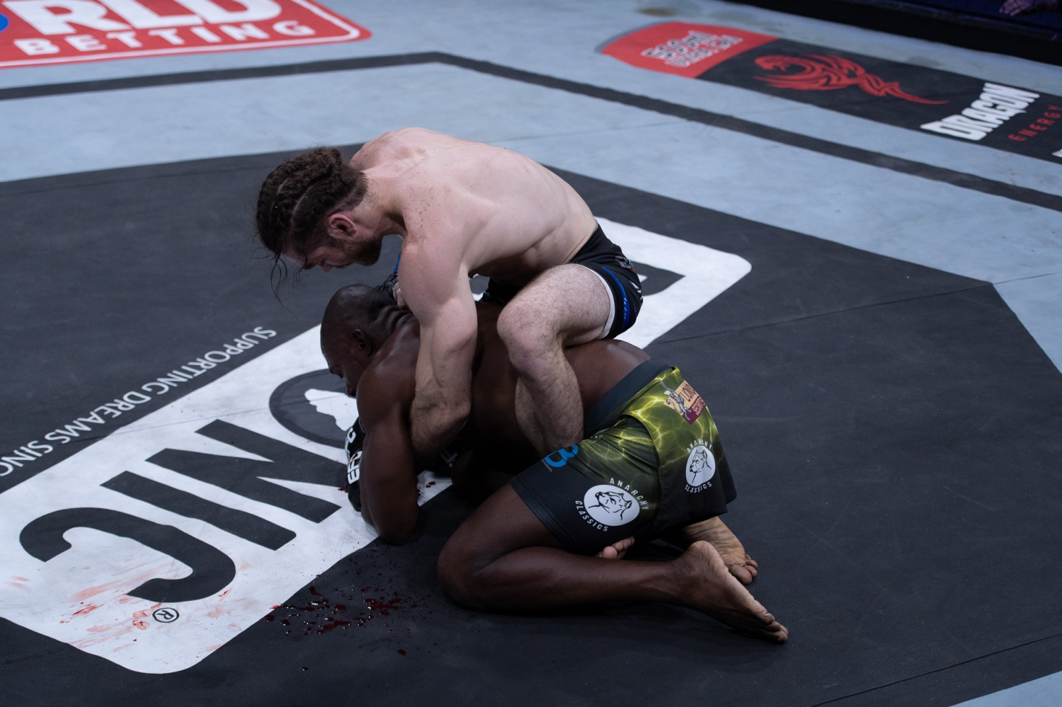 Mixed Martial Arts Action from EFC 86