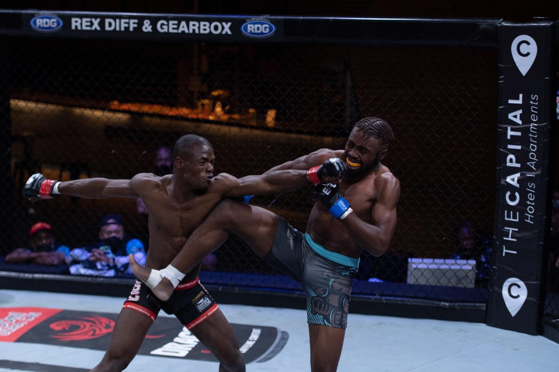 Rodrique Kena vs Adrian Sanchez