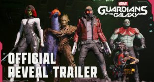 Fire up Star-Lord's jet boots for a wild ride across the cosmos in this fresh take on Marvel's Guardians of the Galaxy. Watch the official reveal trailer for the game set to release on 26 October 2021.