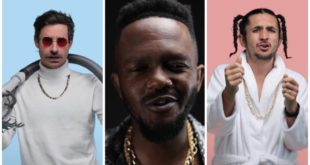 Van Pletzen and The Kiffness have release the music video forI'm not a Ballie, I'm a Baller, featuring Kwesta. Check it out.