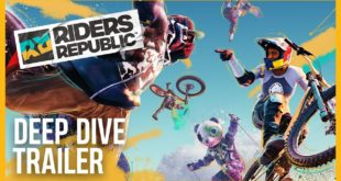 Riders Republic invites players to jump into an exhilarating massive multiplayer playground where they can experience the thrill of Action Sports through some of the most breathtaking landscapes the United States has to offer!