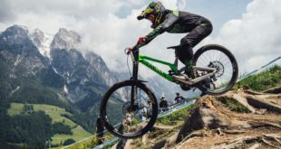 Watch the podium winning runs and get the results from the opening round of the 2021 UCI Downhill MTB World Cup from Leogang, Austria.