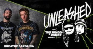 Monster Energy presentsUnleashed with The Dingo and Danny Podcast. The podcast that sets out to celebrate the lifestyle of Action Sports, Motorsports, MMA, Music, Art, and affiliated Pop Cultures. Turn up the volume for a music-inspired eighth episode featuring gold recording artists, Breathe Carolina.