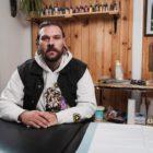 Meet Chris Theunissen as our featured Tattoo Artist