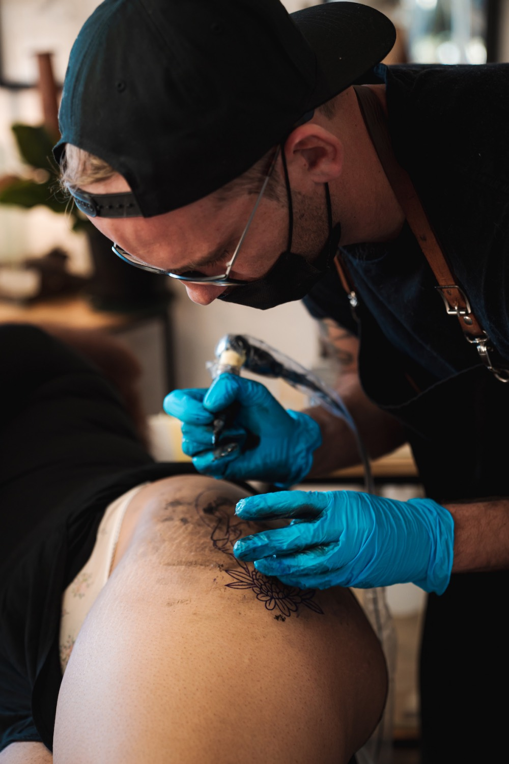 Interview with Charl Steyn of The Tattoo Studio 012