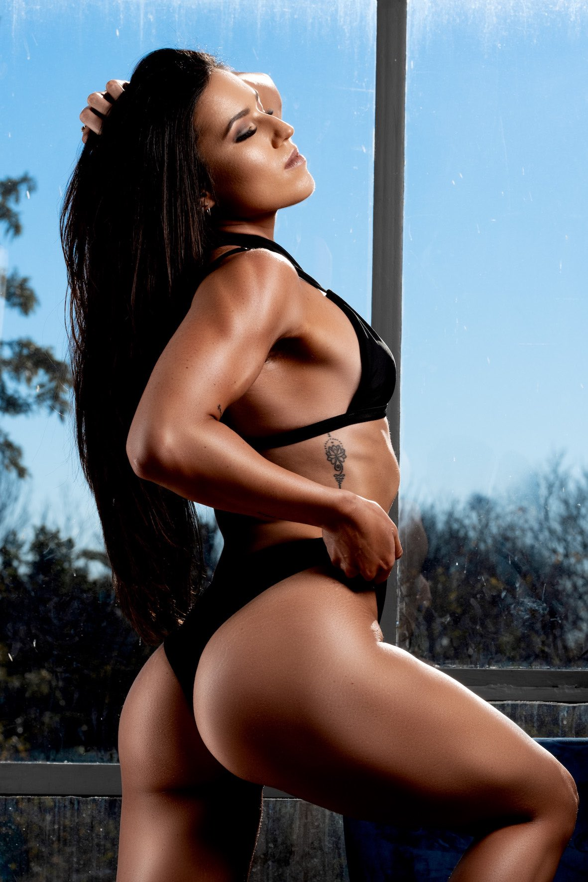 Meet our LW Babe of the Week Ashleigh Wilson