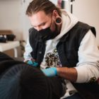 We talk tattoos with Chris Theunissen