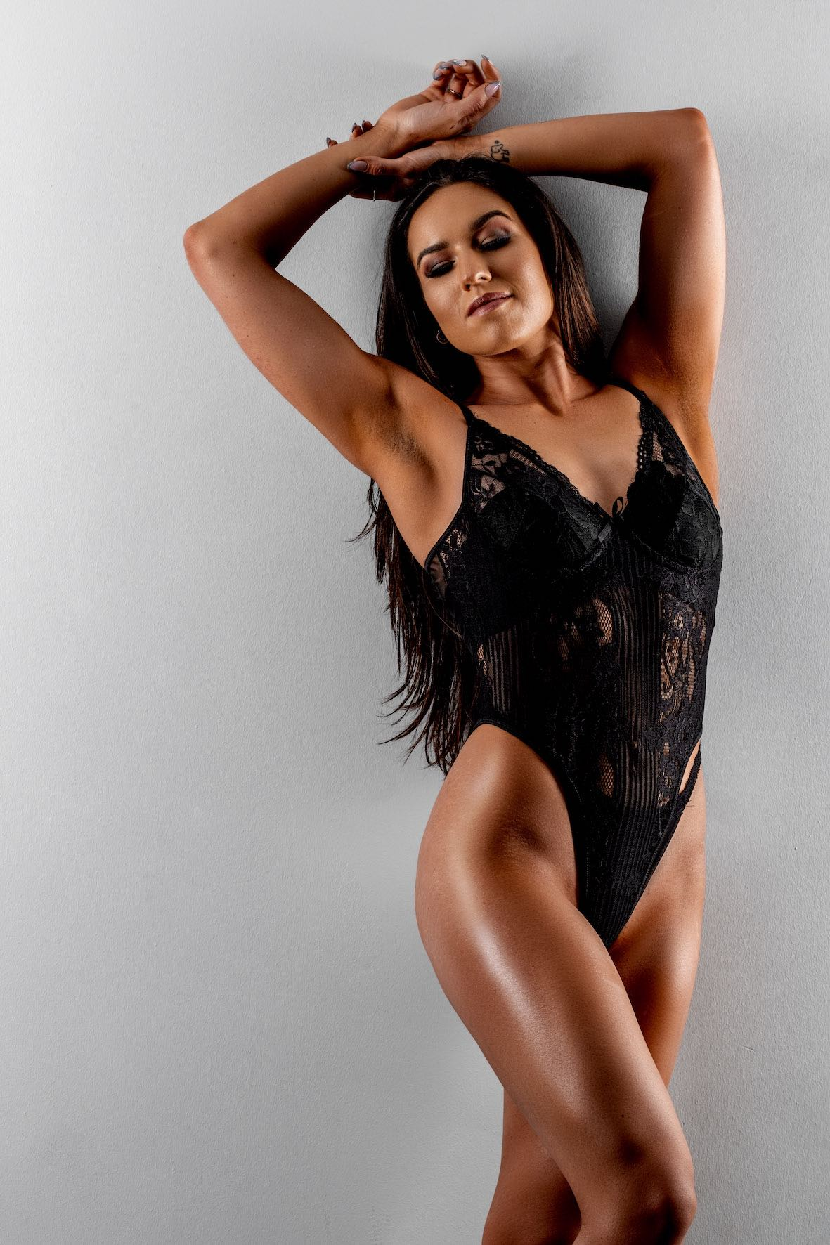 Meet Ashleigh Wilson in our South African babes feature