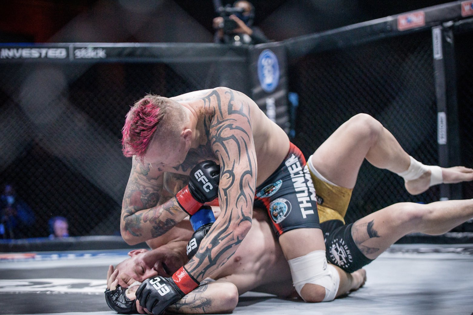 Results from all 11 Mixed Martial Arts fight at EFC 87