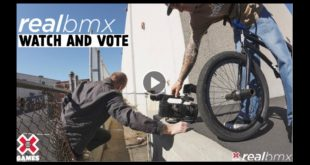 TheX Games Real BMX 2021 video competition is on. Watch all six never-before seen video parts by invited riders;Courage Adams, Chad Kerley, Julian Molina, Felix Prangenberg, Broc Raiford and Jake Seeley.