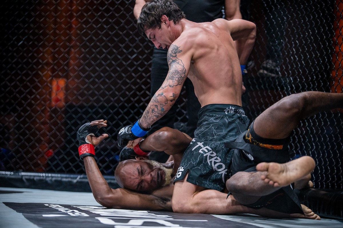 Results from all seven Mixed Martial Arts fights from EFC 88