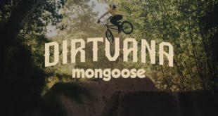 Follow Mongoose pro BMX ridersMykel Larrin,Kevin Perazaand Payton Ridenour as theyembark on the dirt path to enlightenment with the goal ofachieving the ultimate ride. Their journey to BMX paradise, a mystical place called DIRTVANA.