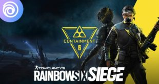Play the Tom Clancy's Rainbow Six Siege Containment Event and discover a new immersive experience inspired by the upcoming game Rainbow Six Extraction. Containment sets the players in a reworked version of the Consulate map overruled by the Chimera Parasite in a new game mode called Nest Destruction.