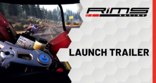 The RiMS Racingmotorcycle video game experience is available now, offeringa true simulation of riding some of the fastest bikes in the world!Build your team and bike from the ground up, and improve with fully-interactive removal and installation of over 500 licensed aftermarket parts.