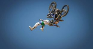 A Will Rock Solid - theTaka Higashino video documentary revealshow the impossible dream became reality for the 36-year-old Freestyle Motocross innovator from Japan. Putting it all on the line, he traveled to the United States in 2007 with a dream of competing in the X Games.