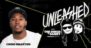 Monster Energy presentsUnleashed with The Dingo and Danny Podcast. For a journey into the underground world of Urban Motocross Riding, tune in to Episode 11 and the interview with urban motocross sensation Chino Braxton about his meteoric rise as a trailblazer of stunt riding on city streets.