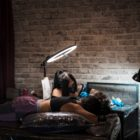 We talks tattoos and more with artist Emilia Glover