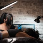 We meet Emilia Glover of Sally Mustang Tattoos