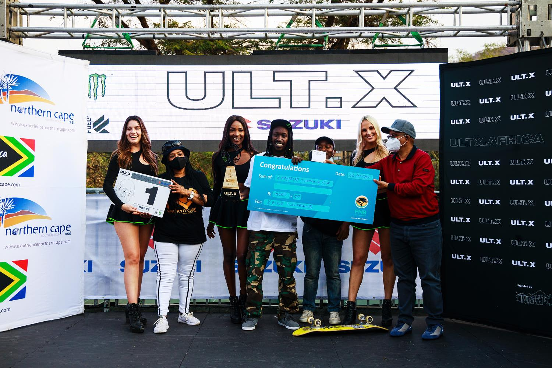 ULT.X 2021 Skate Podium
