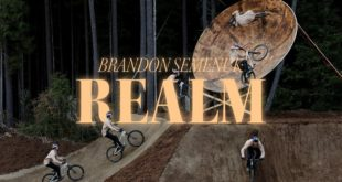 Brandon Semenuk reimagines the true essence of Slopestyle MTB by designing four unique features in hopes of advancing and promoting creativity in thesport,andallowing riders to bring their own creative riding styles to the table. Watch REALM here,