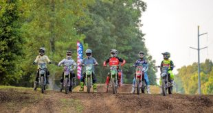 """The Monster Energy FMX team traveled to Tennessee to ride Sam Redman's Moto Compound. Watch Axell Hodges, Jackson Strong, Genkie """"Wanky"""" Watanabe, Josh Sheehan, Vicki Golden and Harry Bink throw down!"""
