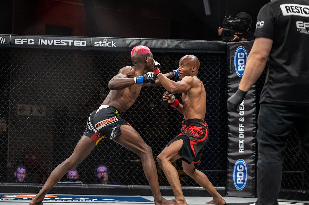 Musa Sethwape vs Prince Lolia