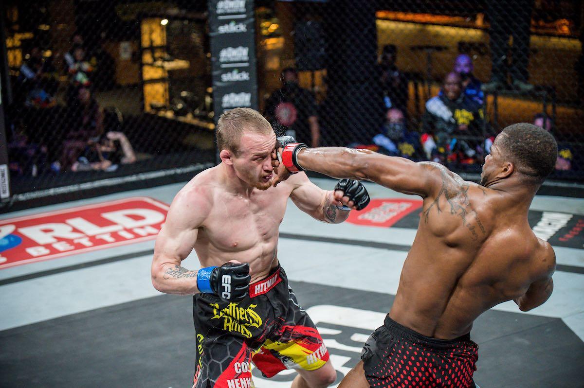 Cole Henning vs August Kayambala