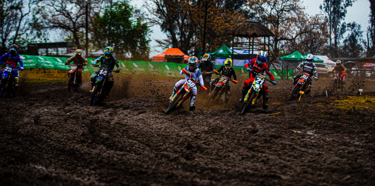 Race Report and Results from Round 4 of the 2021 South African National Motocross Championship from Thunder Valley