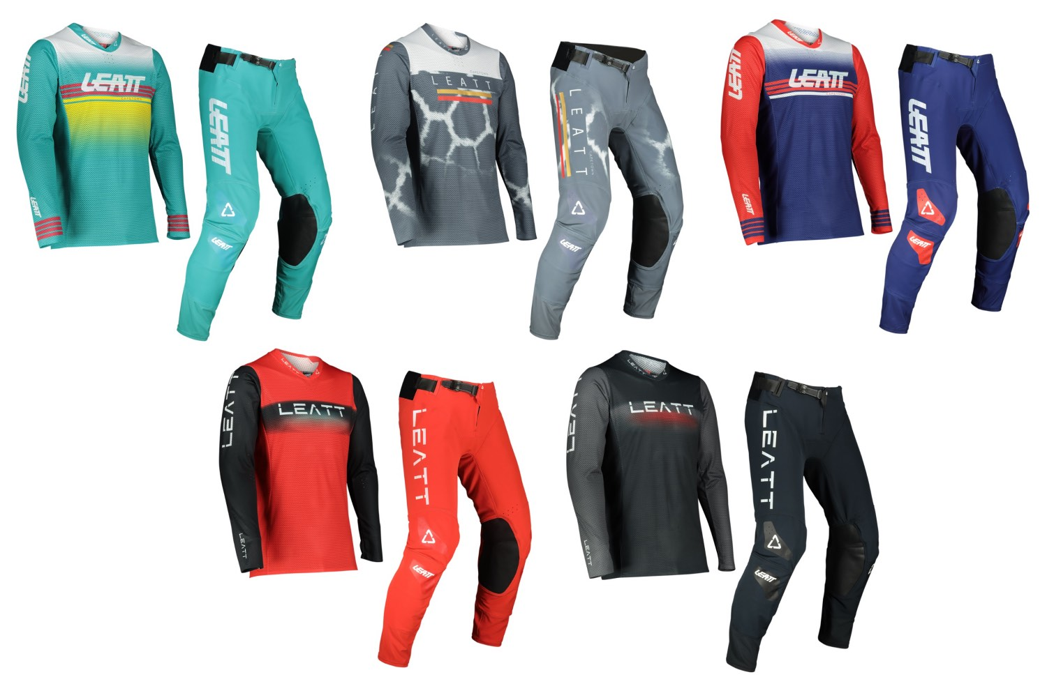 2022 Leatt 5.5 Jersey and Pants options