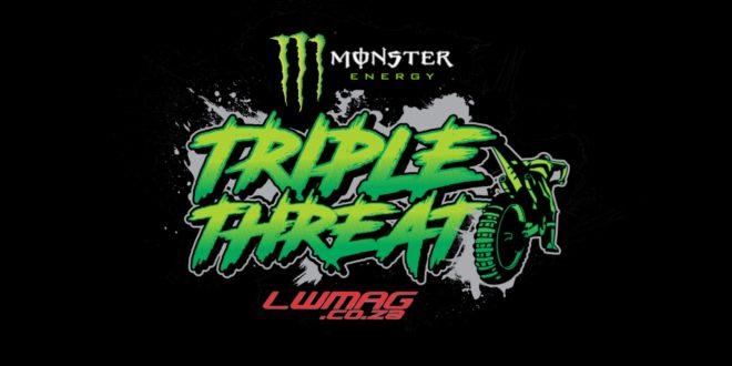 Monster Energy Triple Threat – Online Dirt Bike Video Competition