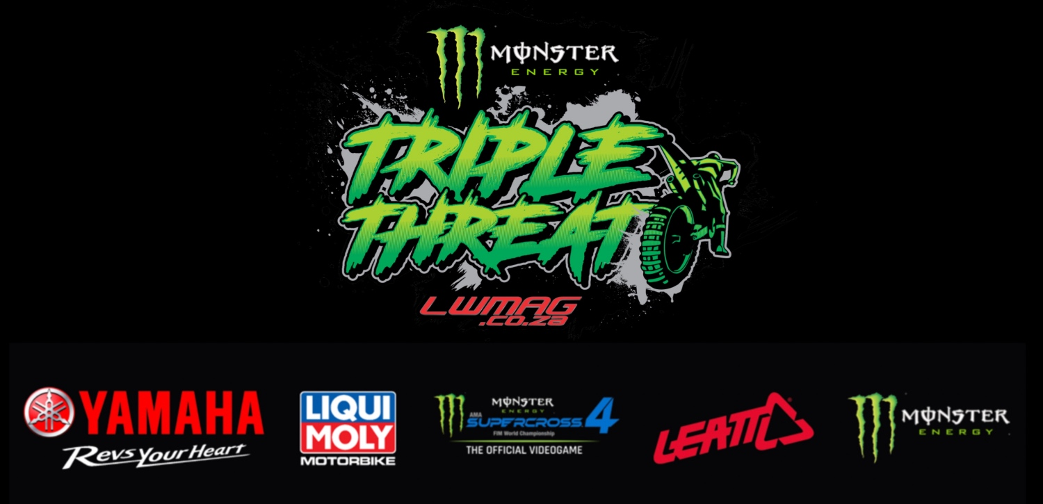 LW Mag and Monster Energy are excited to announce the debut of the Monster Energy Triple Threat online Dirt Bike video competition