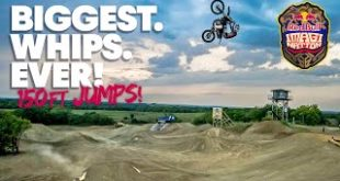 The full 12-rider field finally arrived in Kansas for Red Bull Imagination 2021. Tyler Bereman unleashes the riders on the gargantuan course for their first practice days where they immediately deliver some of the most insane and progressive free riding motocross has ever seen.