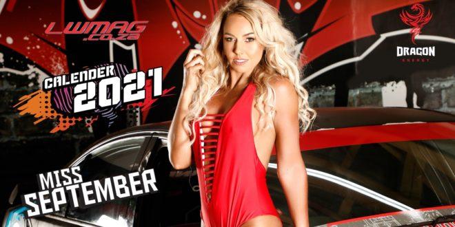 Miss September 2021 – Farrah Rymer
