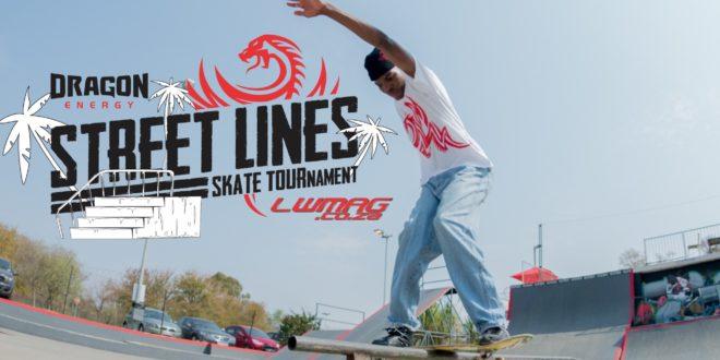 Street Lines Skate Tournament Announced