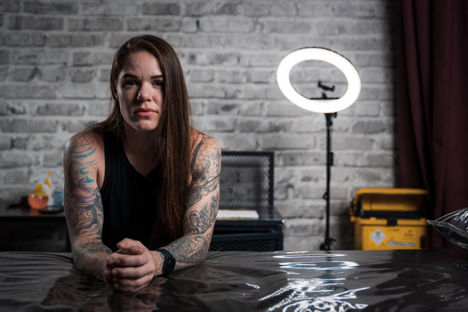 We talk tattoos with Tory Sutherland-Dadds