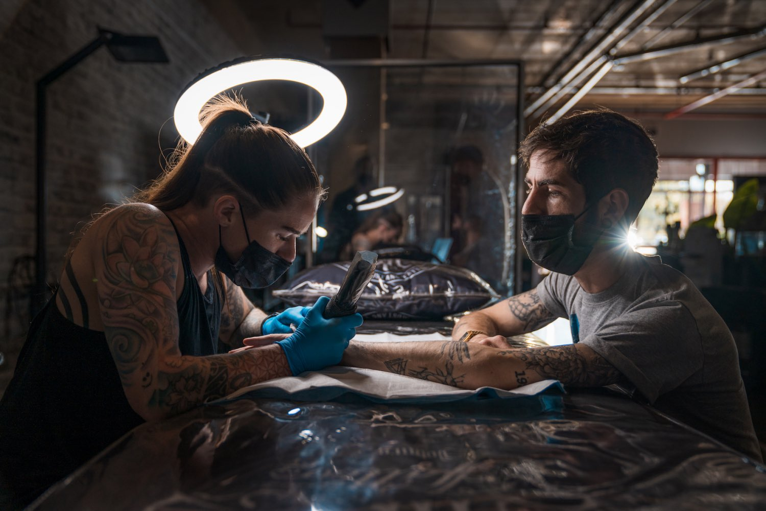 Introducing Tory Sutherland-Dadds of Sally Mustang Tattoos
