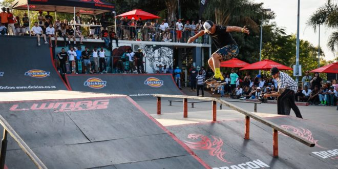 Maiden Street Lines Skate Tournament Exceeds Expectations