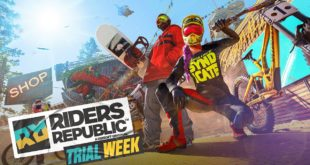 Announcing the Riders Republic Time-Limited Trail Week - running from 21 - 27 October! During this time players can shred through four hours of the game before its official launch on 28October. And, progression during the Trial Week will carry over to any edition of the game, so players can pick up right where they left off at launch.