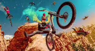 We jumped at the opportunity to interview the Riders Republic game World Designer, Yann Fieux, to get some in-depth insight into the creation of the game.