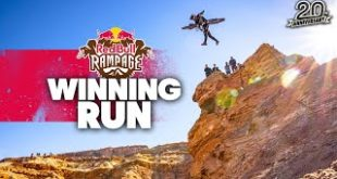 The 2021 insert of Red Bull Rampage in in the books, an as always was packed full in of insane action. Brandon Semenuk, riding a single crown, changed the game and took the contest's first ever back-to-back win and four-time win. Watch the Top 3 winning runs below followed by the full results.